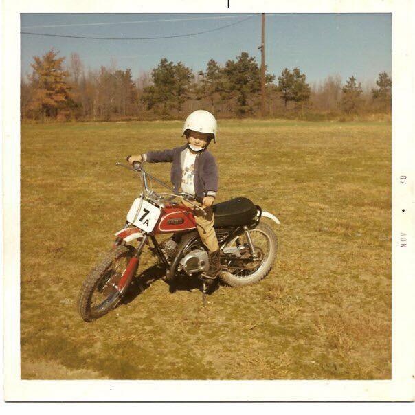 Four-year-old Randy Richardson