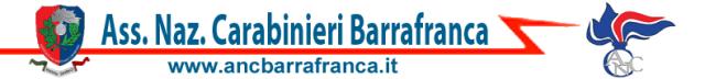 Associazione Nazionale Carabinieri Barrafranca