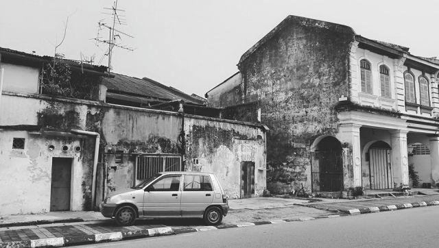 Carnarvon Street, Penang