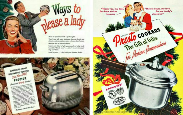 Lady Science no. 15: Gender in the Mid-Century Kitchen