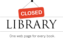 closed library