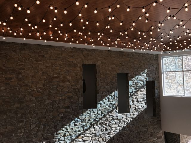 The Lobby Stairway at Merriweather Post Pavilion