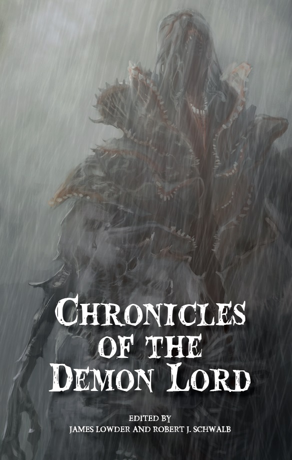 Chronicles of the Demon Lord Cover