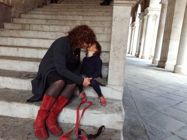 Vicenza, Paolo Sacchi, nonna, nipote