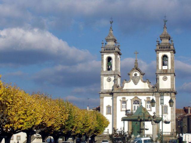 Igreja da Misericórdia da Ínsua