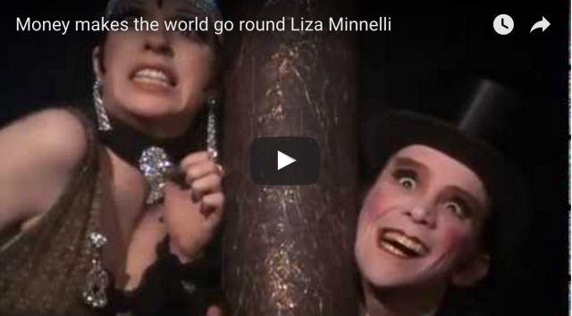 Money Makes the World Go Around Cabaret 1972
