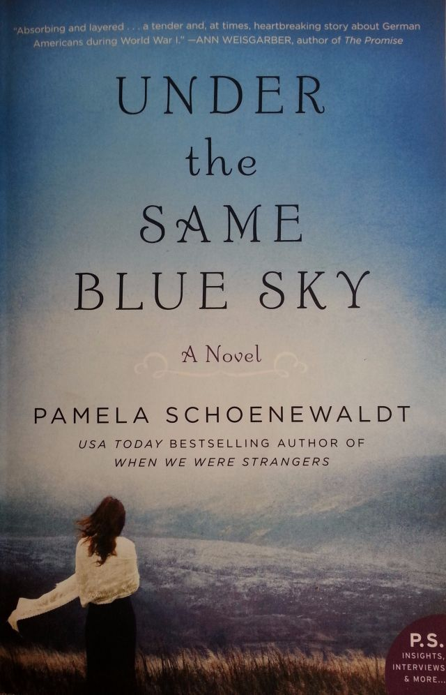 Under the Same Blue Sky book cover