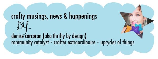 crafty musings, news & happenings