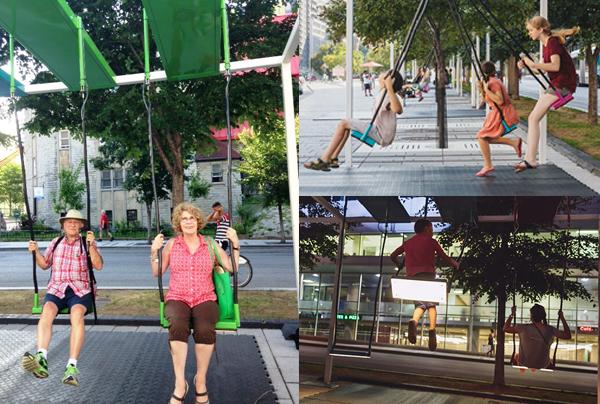21 Swings
