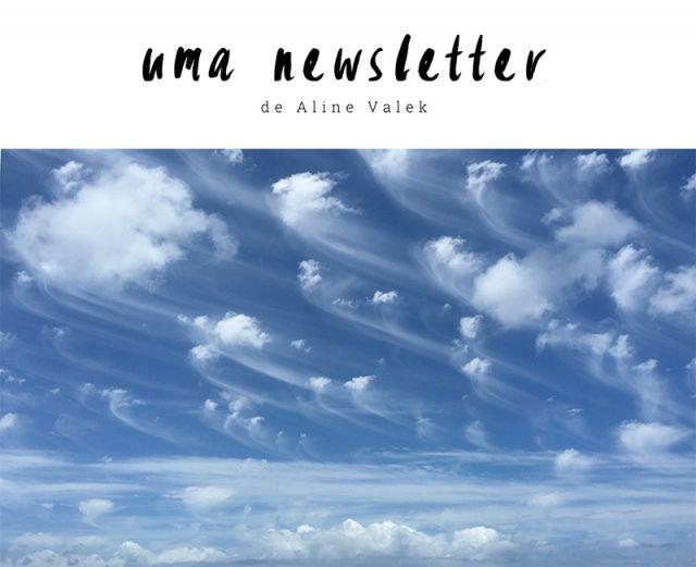 Uma newsletter de Aline Valek