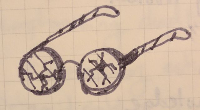 Broken Glasses