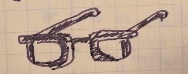 Not broken glasses