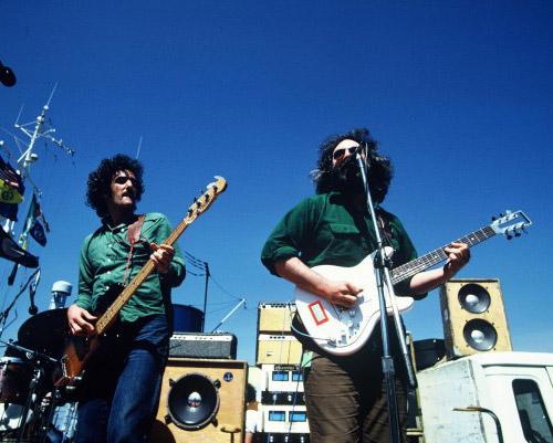 HEADS NEWS #3: Radio, LSD/Synesthesia Studies, Aya Law, & '70s Garcia Band Reveries