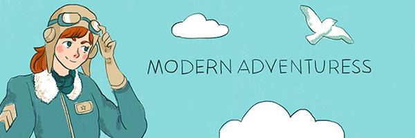 Modern Adventuress