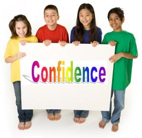 Image result for confidence children
