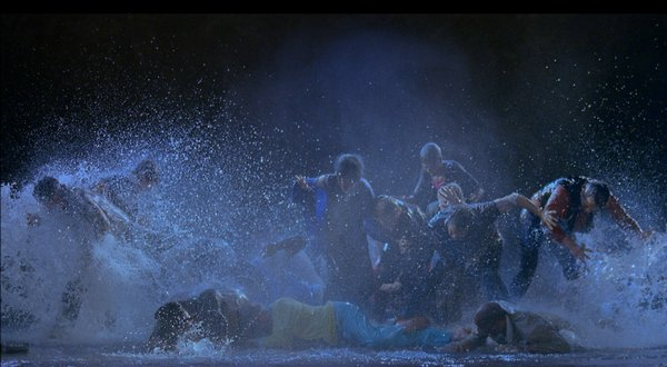 Bill Viola's The Raft