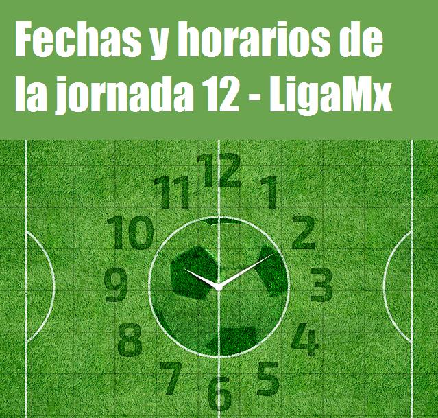 Calendario del futbol mexicano