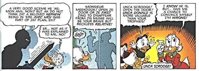 Don Rosa Arsène Lupin