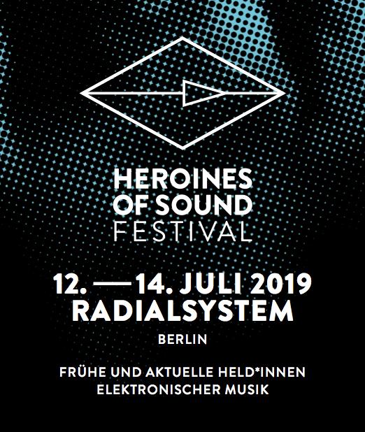 Heroines of Sound Flyer