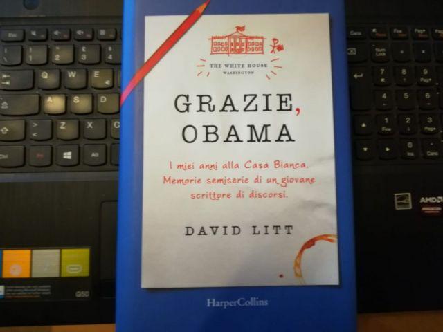 David Litt - Grazie Obama
