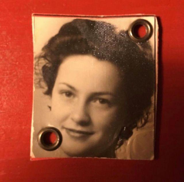 nonna Mariangela a 19 anni