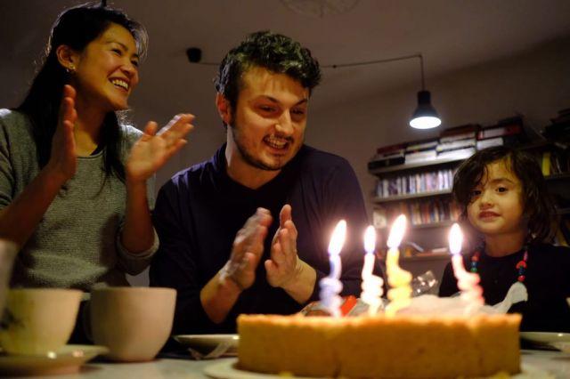 compleanno martino, con Jimi e Kahn