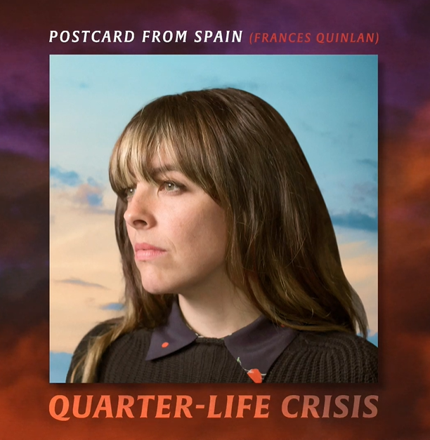 Cover art for Postcard from Spain.