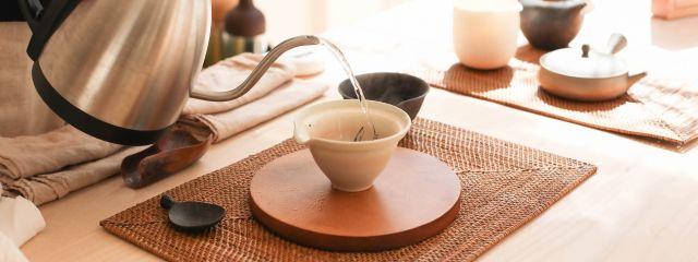 Tekuno brewing shiboridashi
