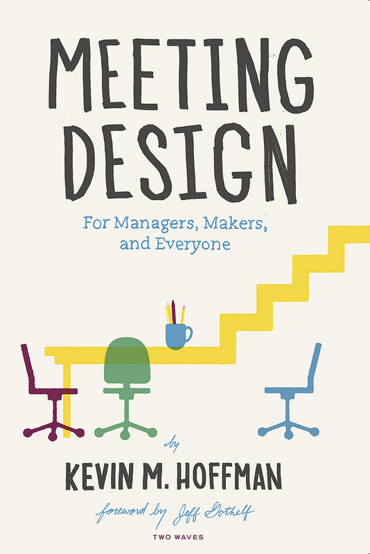 """Cover for """"Meeting Design"""""""