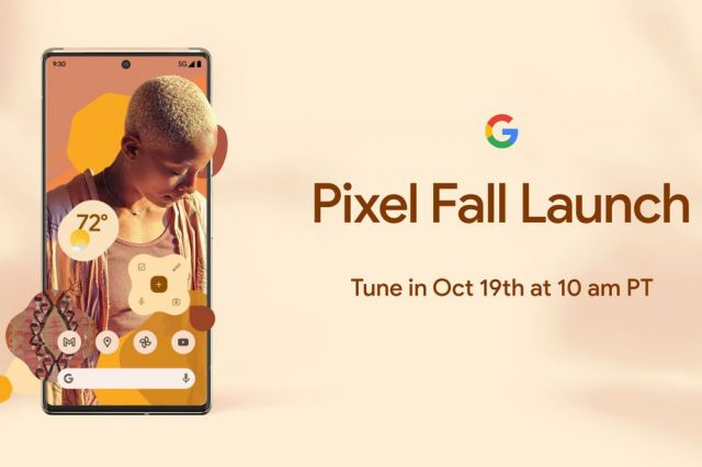 Pixel Fall Launch. Tune in Oct 19th at 10 am PT.