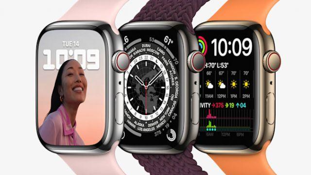 Apple Event, Apple Watch Series 7