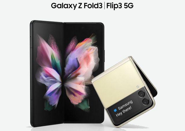 Galaxy Z Fold3 | Flip3 5G