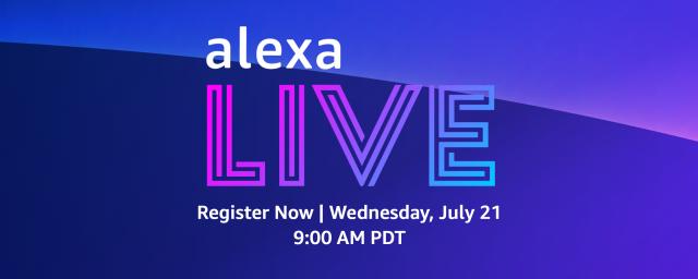 Alexa Live 2021