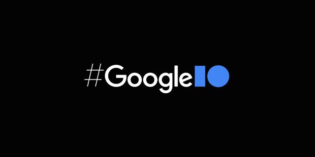 #GoogleIO