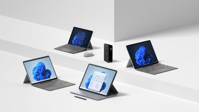 Microsoft Surface Pro, Surface Duo, Surface Laptop Studio, and more…