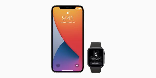 iPhone & Apple Watch