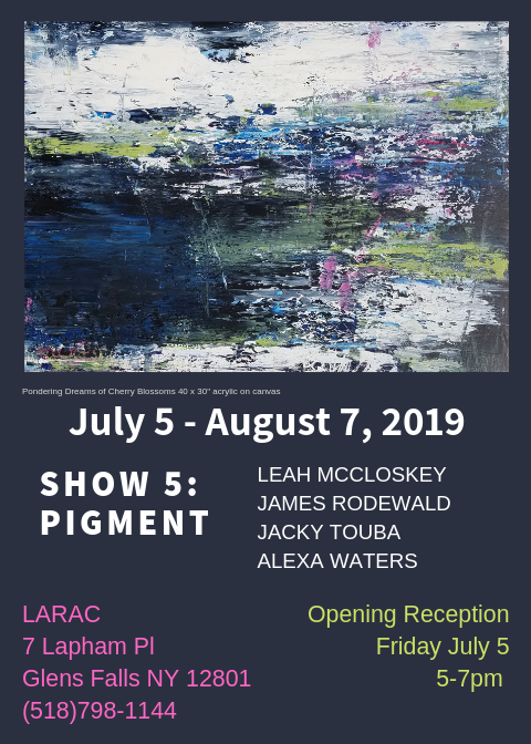 July 5 - August 7 Exhibition at LARAC