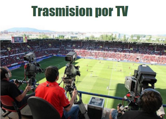 Trasmision por television