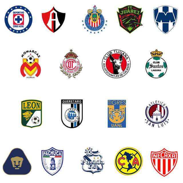 Calendario jornada 1 futbol mexicano