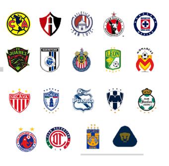 Calendario futbol mexicano